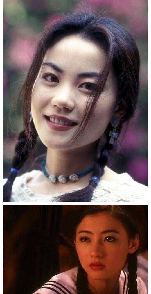 """王菲的18岁与张柏芝的18岁 网友:""""完全不是一个档次啊!"""""""