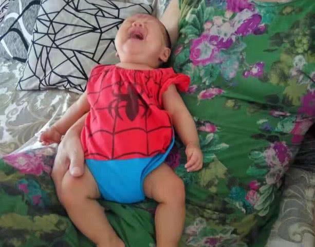 34周早產兒,雖然丑到爆,幸虧當初沒丟掉,現在萌萌噠真爭氣!