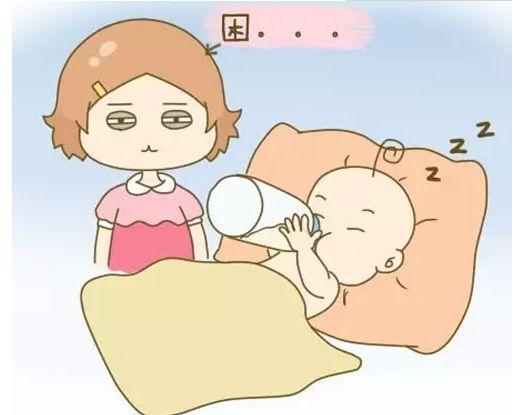 為了寶寶好,這麼大的時候就要開始斷夜奶,這幾招教你輕鬆斷夜奶