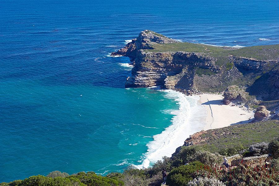 非洲最南的好望角,世界上最危险的海域却壮丽到极致!