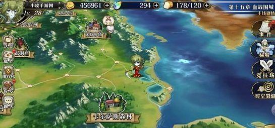 梦幻模拟战手游永恒的神殿怎么打 永恒的神殿打法详解