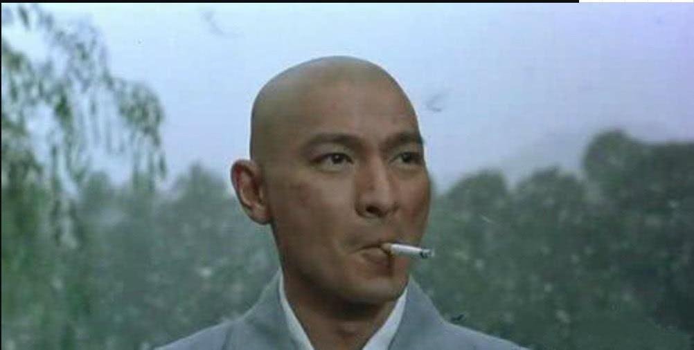 """明星抽烟:刘德华有味,唐僧妖孽了,最后一个""""悟空快带为师走"""""""