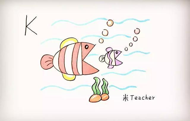 海草图片简笔画