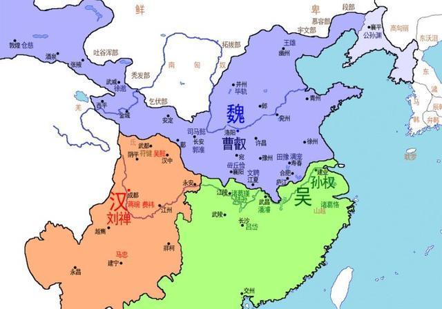 诸葛亮的军队都是步兵,到底如何对抗强悍的曹魏虎豹骑? 评史论今 第3张