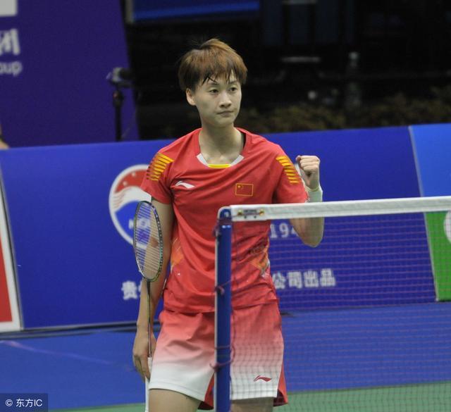救2赛点!陈雨菲逆转获胜晋级 国羽女单又有4人闯过首轮