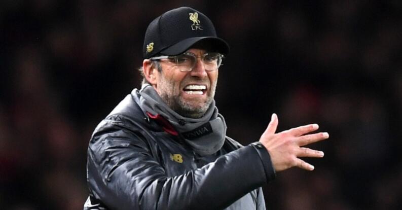 气炸!克洛普:利物浦的问题十个手指都数不完
