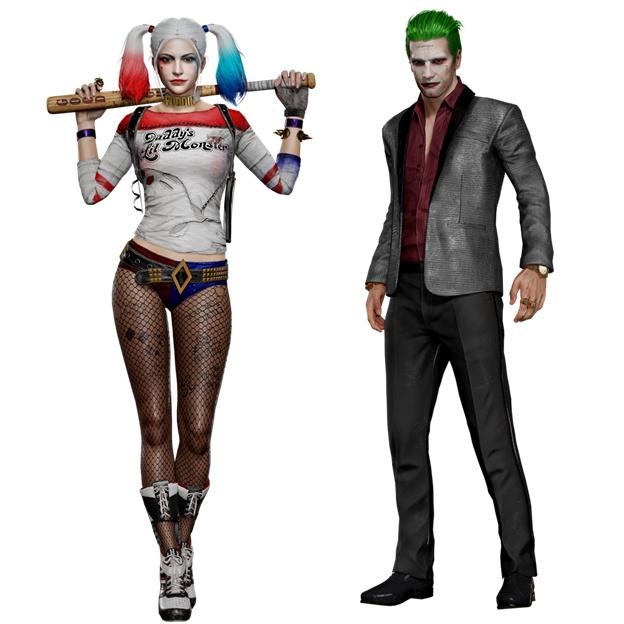 绝地求生小丑和哈莉奎茵皮肤在哪买 DC合作皮肤购买方式介绍