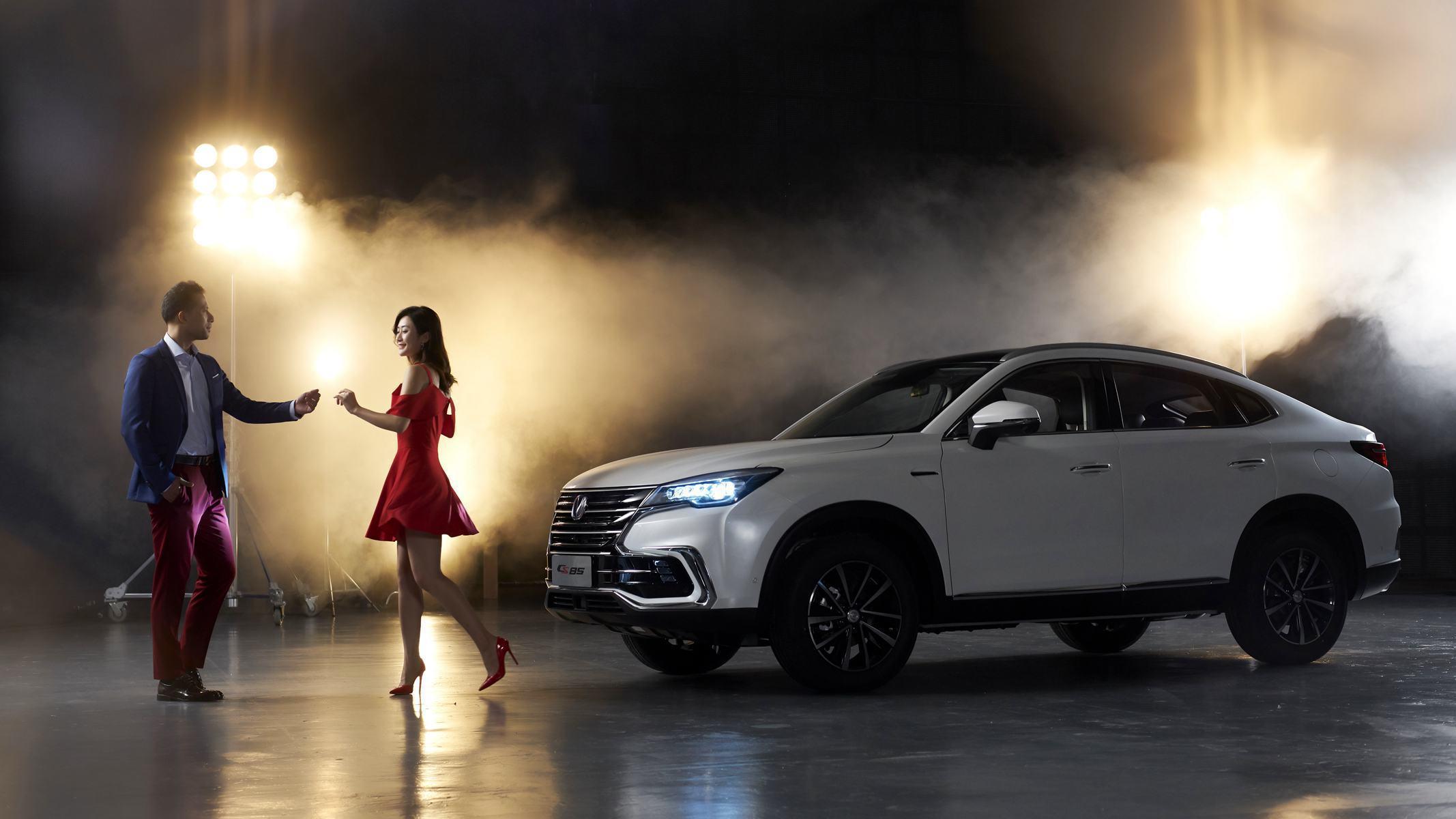 长安全新中型SUV CS85将亮相广州车展,2.0T配8AT,多少钱你会