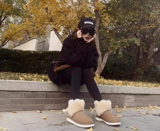 """陈赫设计雪地靴:""""联名雪地靴""""799元,送了大半个娱乐圈 娱乐 热图11"""