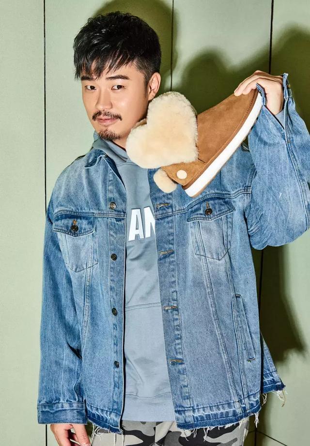 """陈赫设计雪地靴:""""联名雪地靴""""799元,送了大半个娱乐圈 娱乐 热图20"""
