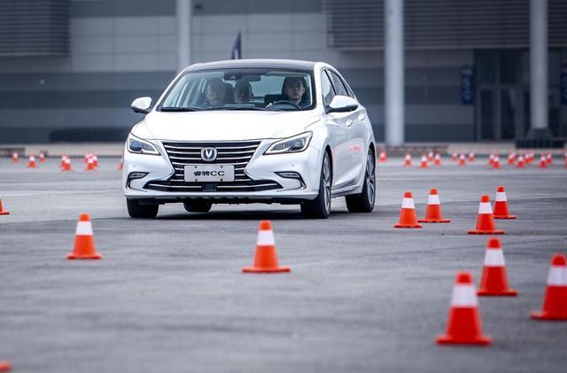 汽车未来的趋势是什么?长安睿骋CC的答案是安全!_广东快乐十分