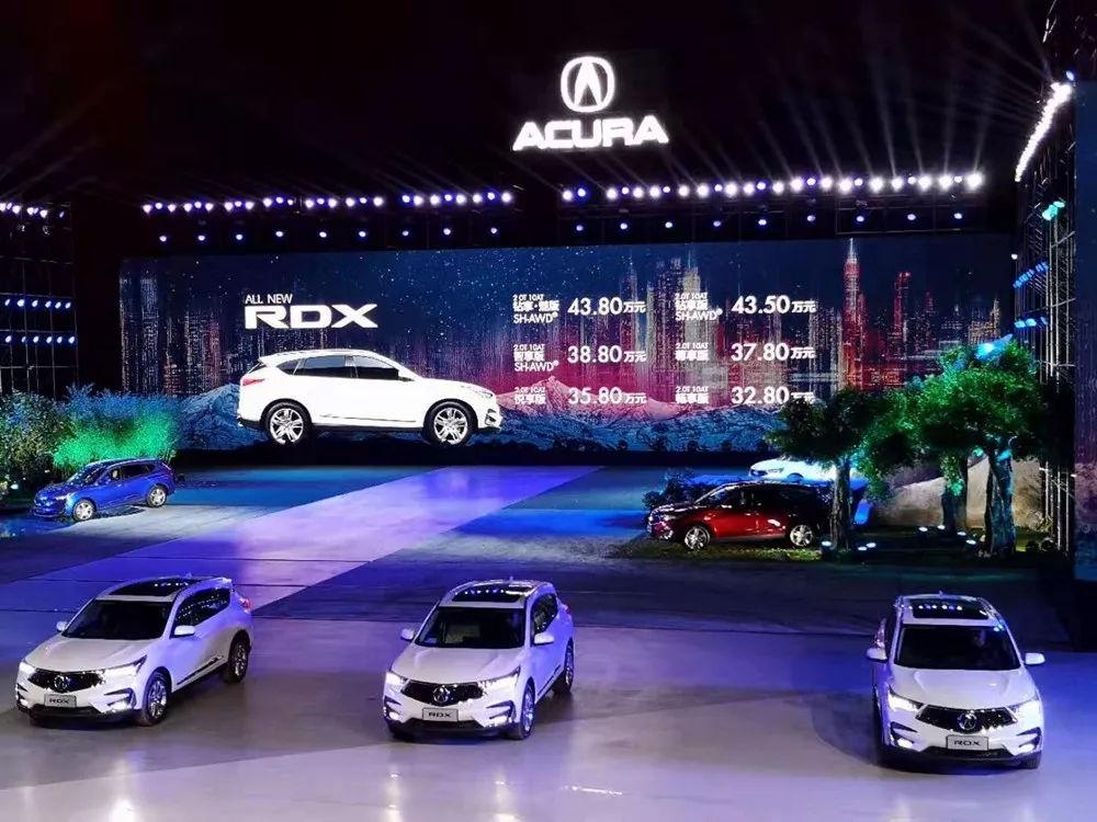 """全新一代讴歌RDX辟新径打造""""顶级音响SUV"""",最个性电影人姜文因何为它"""