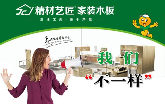 中国板材十大品牌精材艺匠家装木板