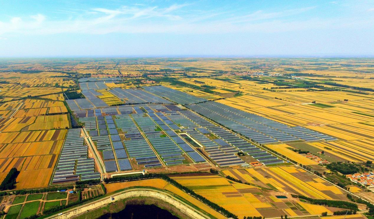 厉害了!山东即墨崛起省级太阳能小镇