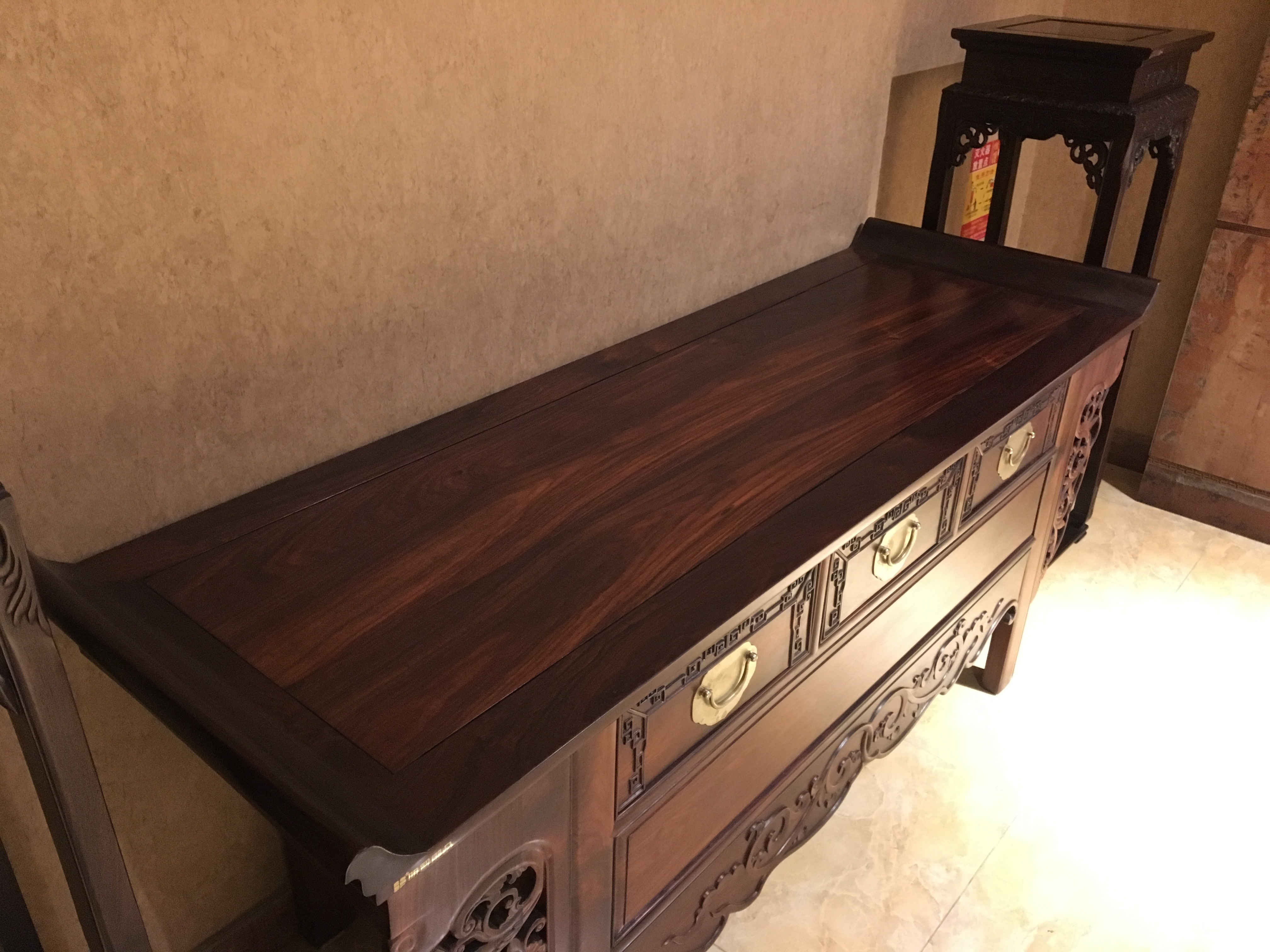 【一物一品・第七期】红木家具-橱柜篇_分分彩平台