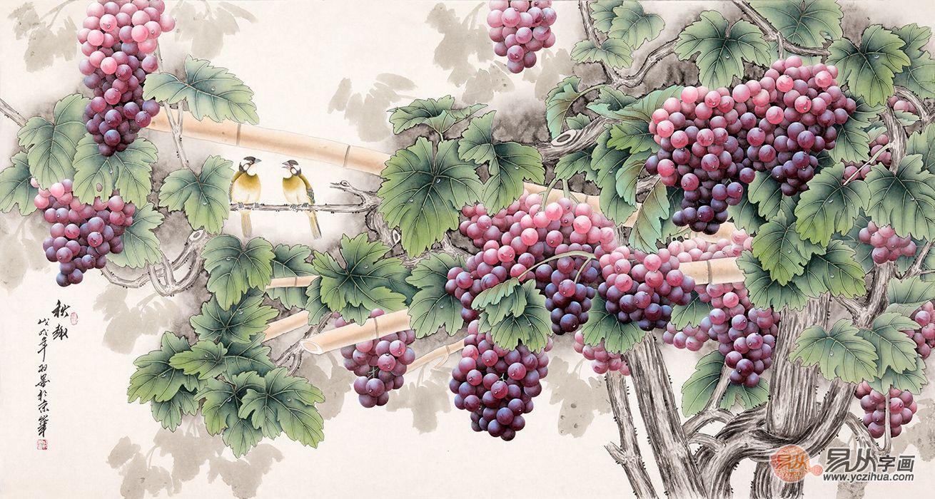 风景花鸟水 壁纸