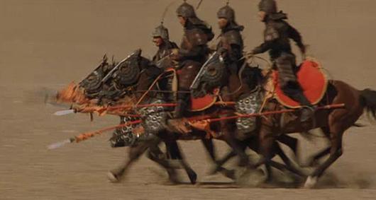 诸葛亮的军队都是步兵,到底如何对抗强悍的曹魏虎豹骑? 评史论今 第1张