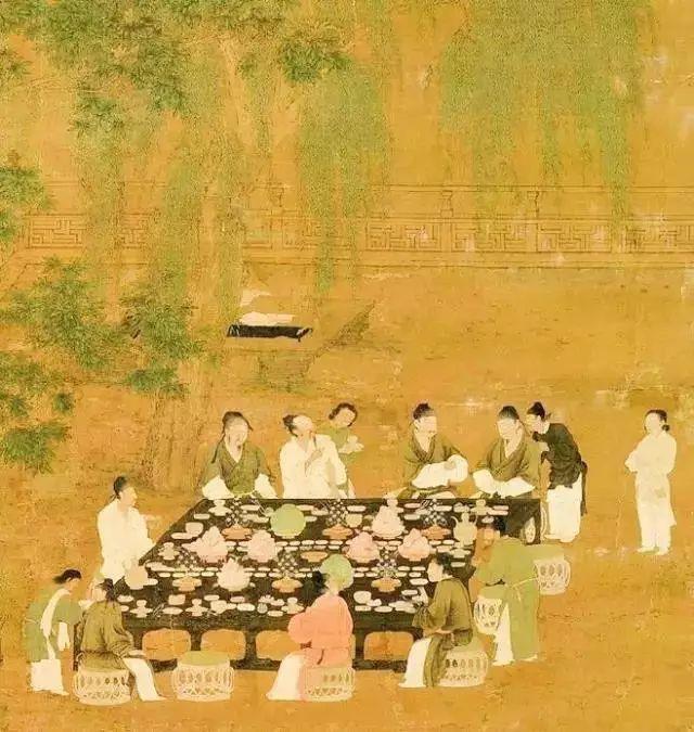 【美食】诗人的自白( portrait of a poet),宋朝的市井之食
