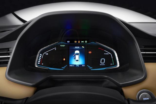 黑科技也可以用到汽车上欧拉iQ现身告诉你蓝牙钥匙的用法_玩腾讯