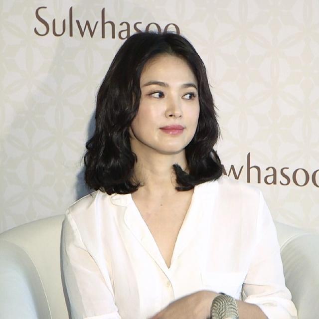 """宋慧喬新發型曝光,換新發型的她,從37歲少婦""""秒變""""17歲少女!"""