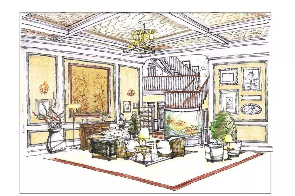 一, 展览室内设计,包括会展管理,画廊,博物馆及美术馆的设计 1.