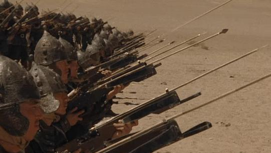诸葛亮的军队都是步兵,到底如何对抗强悍的曹魏虎豹骑? 评史论今 第2张