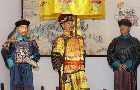 清朝国戚是怎样区分品级的
