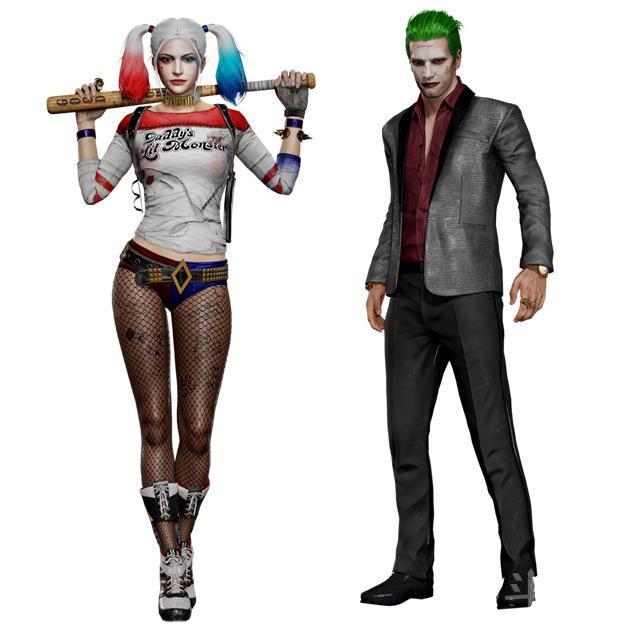 绝地求生小丑和小丑女皮肤正式上线 两个皮肤怎么获得
