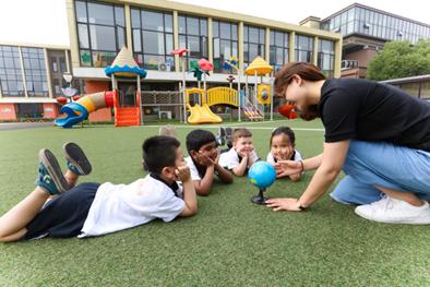 京东11.11继续发福利!将建造4000平米高端国际幼儿园