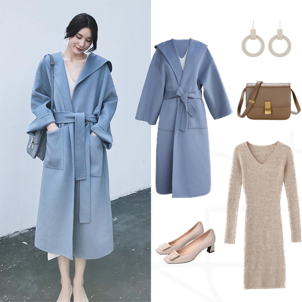 大衣里面穿什么才最有型?6種內搭套路,助你時髦溫暖一整個冬天