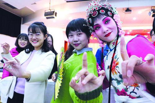 邯郸戏曲文化进校园