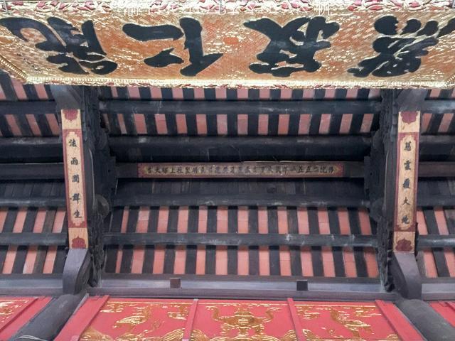 越南一座百年古寺里发现大量繁体中文,可惜却无人认识,网友:汉字的重要性