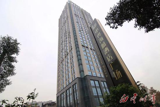 万科再出手 10亿收购广州海航中央酒店广场项目