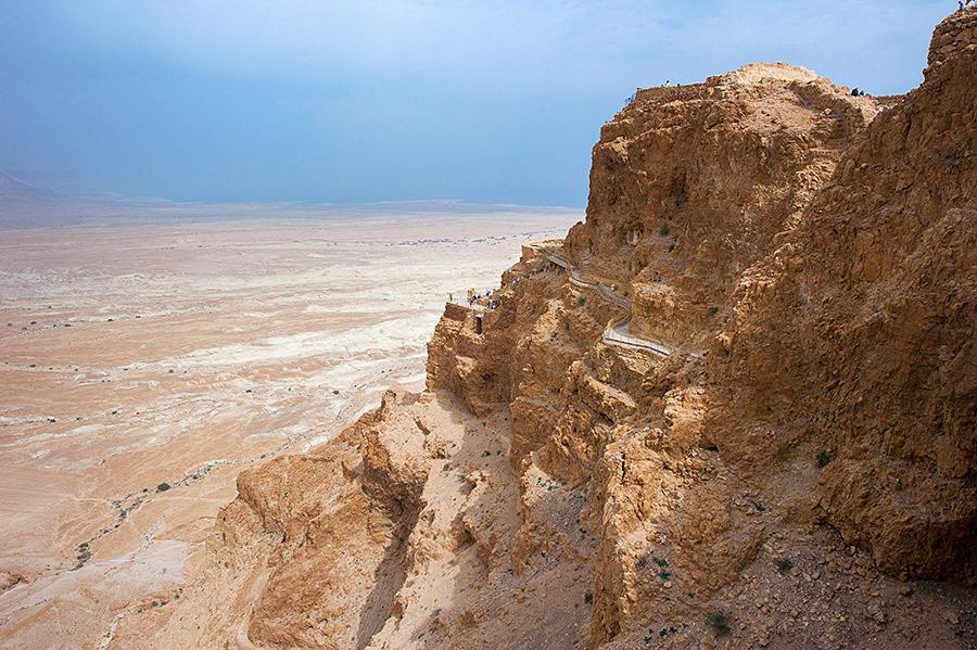 以色列最悲壮的世界遗产,永不再陷落的马萨达传奇!