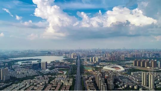 兰亭风华:与区域同发展,与经开南共筑风华时代!