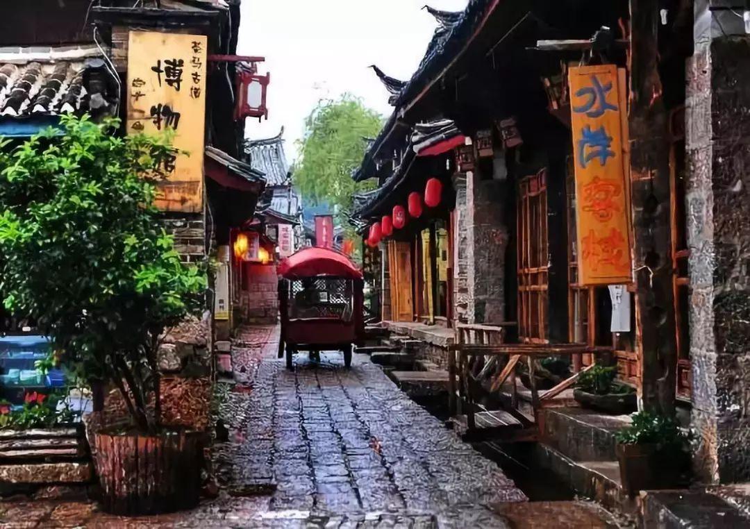 云南冬季旅行时间表,最近考虑去这些地方了!
