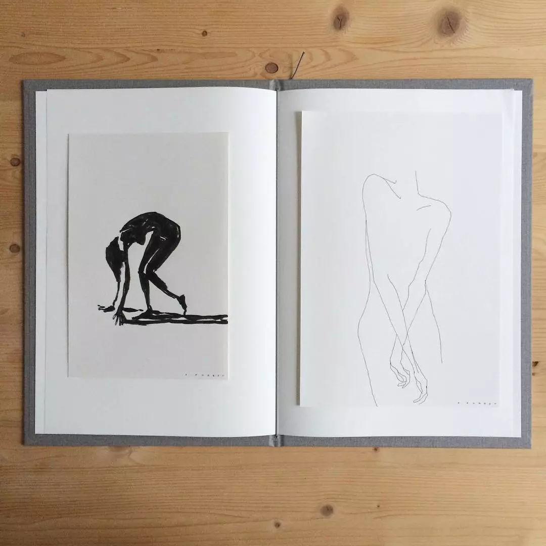 撩人簡筆畫,誘惑卻不帶色情-華夏娛樂360