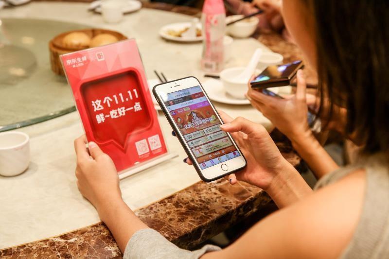 11.11京东生鲜推出千店计划 引领线上线下融合新风口