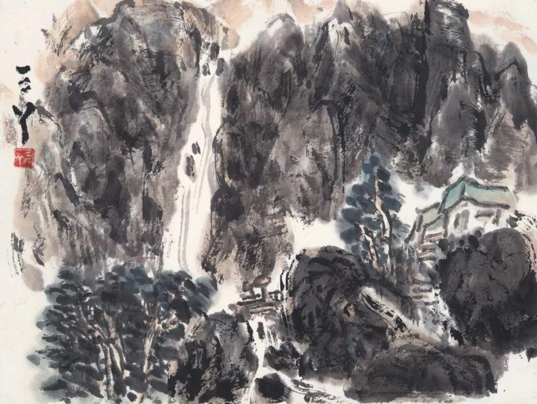 公益拍卖 天台美协义捐54幅书画精品,一定有你喜欢的