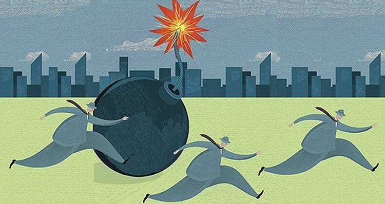 """高坏账率将至:""""一二五""""目标引发银行股暴跌"""