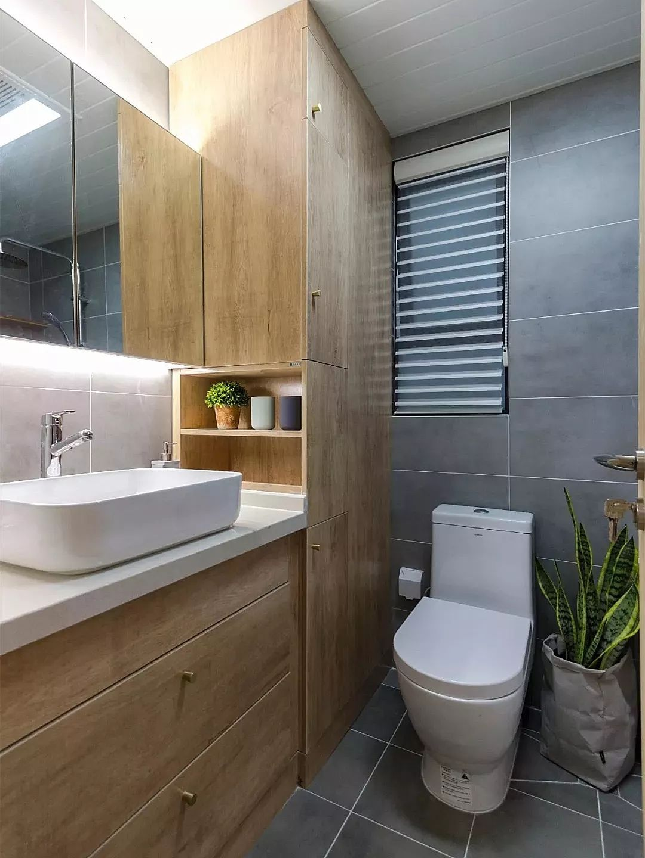 厕所 家居 设计 卫生间 卫生间装修 装修 1080_1440 竖版 竖屏