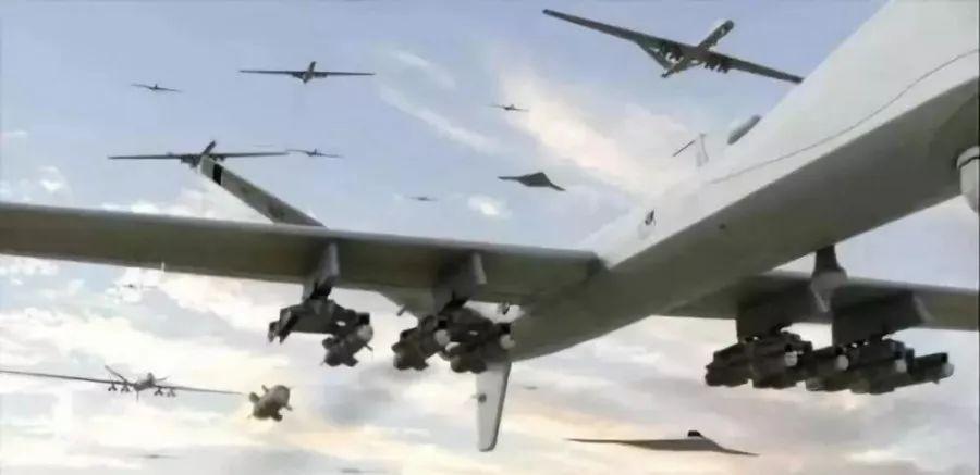 《重视小鸟:蜂群式攻击新战法  》