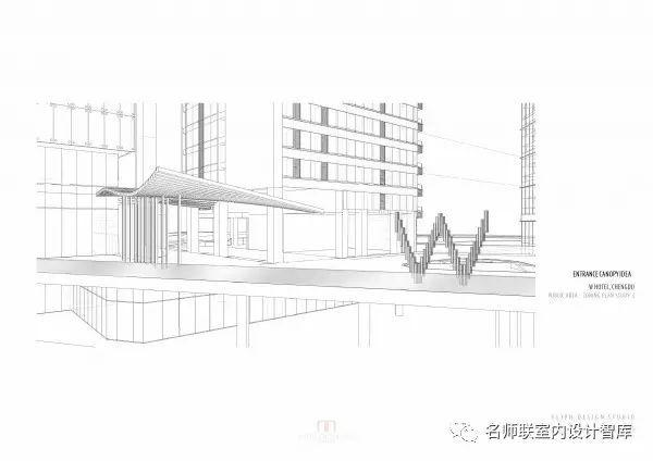 【万众瞩目】即将2019年开业成都w杂志丨施工方案ppt+效果图+cad设计国外装修设计酒店图片