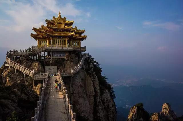 河南旅游最迷人的8个地方,一生不容错过