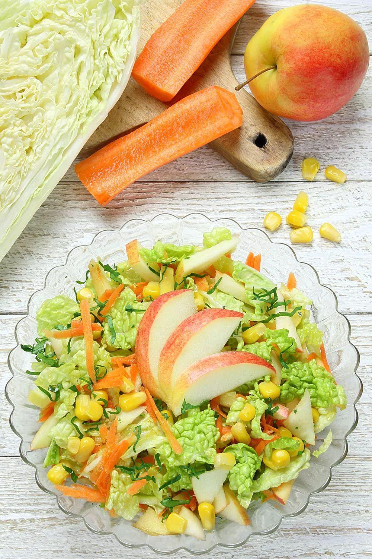 白菜最有营养的做法,吃一整个冬天都不会腻!