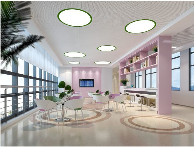 连云港市妇幼保健院新院区即将投用!一大波高清照片请图片