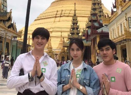 缅甸富人区女孩的,穿着漂亮,为何一般人都娶不到呢?