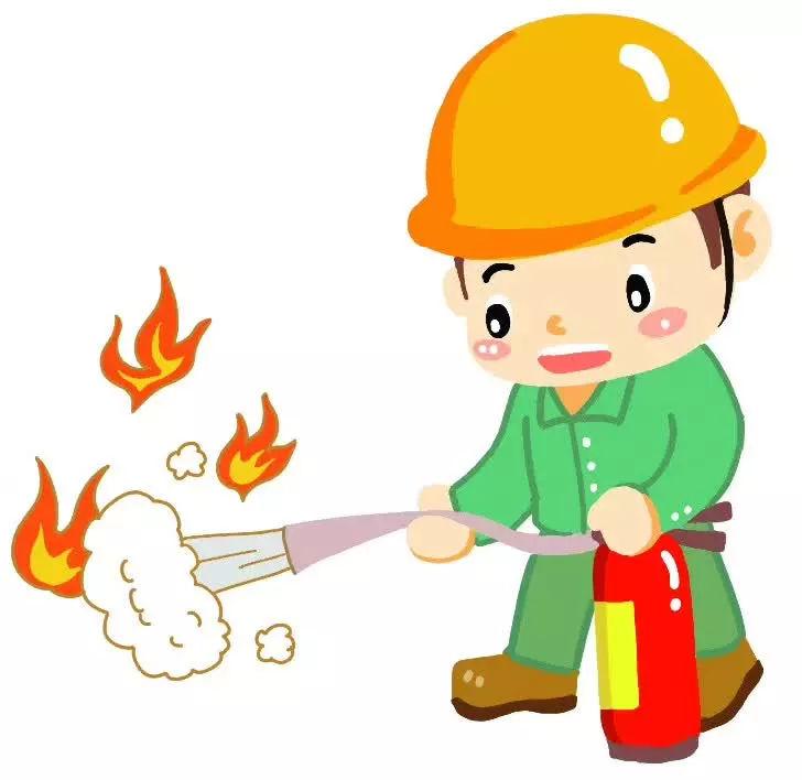 119消防宣传日 消防安全知识小动图