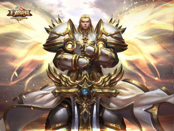 王者荣耀中这个英雄这么厉害 竟然越打回血越快?