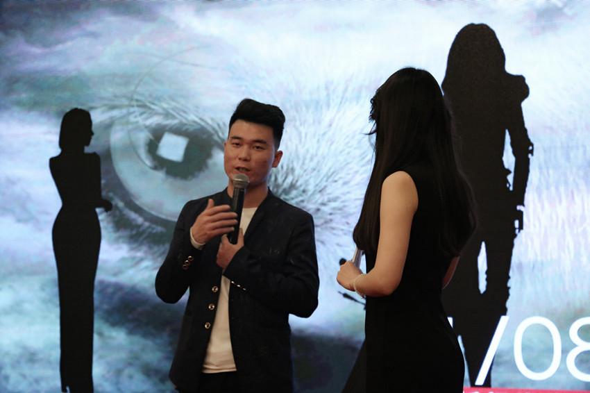 涿鹿青年导演电影《赤血狙杀》下月在山西开拍